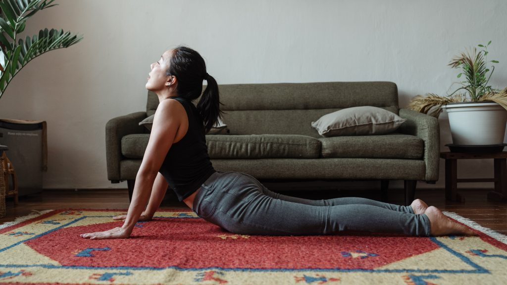 Simple Yoga Stretches To Do Anywhere for Improved Flexibility